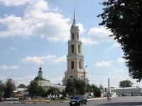 Kolomna, church Апостола Иоанна Богослова, Dvukh Revolyutsy sq, house 1