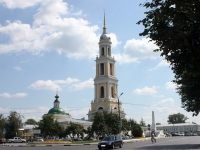 科洛姆纳市, 教堂 Апостола Иоанна Богослова, Dvukh Revolyutsy sq, 房屋 1