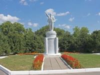 Коломна, памятник В.И. Ленинуплощадь Двух Революций, памятник В.И. Ленину
