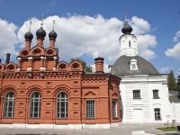 Kolomna, temple Петропавловский, Meshkov st, house 2