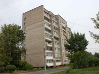 Kolomna, Kozlov st, house 1. Apartment house