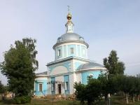 Коломна, улица Москворецкая, дом 8. церковь Покровская