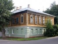 Коломна, улица Москворецкая, дом 10. многоквартирный дом