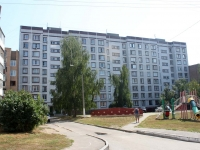 Kolomna, Pionerskaya st, house 17. Apartment house