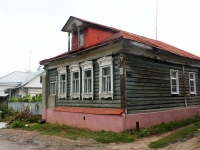 Kolomna, Pionerskaya st, house 28. Private house