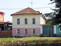 Kolomna, Pionerskaya st, house 34. Apartment house