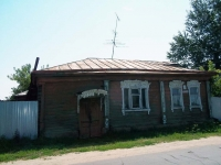 Kolomna, Rechnaya st, house 1. Private house