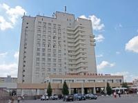 Коломна, площадь Советская, дом 2. гостиница (отель) Коломна