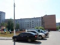 Коломна, улица Толстикова, дом 3. многоквартирный дом