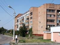 Коломна, улица Толстикова, дом 5. многоквартирный дом