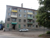 Kolomna, Tolstoy st, house 3А. Apartment house