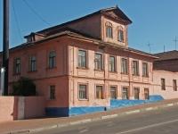 Serpukhov, st Sovetskaya, house 3. Apartment house