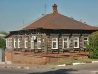 Serpukhov, st Sovetskaya, house 11. Apartment house