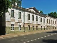 Serpukhov, st Sovetskaya, house 27. Apartment house