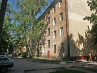 Serpukhov, Sovetskaya st, house 37А. Apartment house