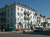 Serpukhov, Sovetskaya st, house 41. Apartment house