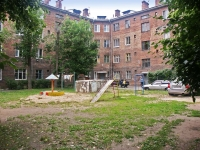 Serpukhov, Sovetskaya st, house 44. Apartment house