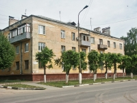 Serpukhov, Sovetskaya st, house 49. Apartment house