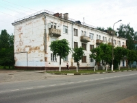 Serpukhov, Sovetskaya st, house 57. Apartment house