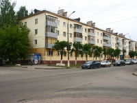 Serpukhov, Sovetskaya st, house 61. Apartment house