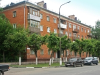 Serpukhov, Sovetskaya st, house 65. Apartment house