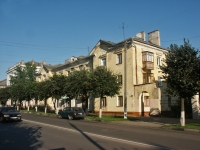 Serpukhov, Sovetskaya st, house 66. Apartment house
