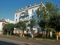 Serpukhov, Sovetskaya st, house 68. Apartment house