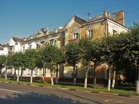 Serpukhov, Sovetskaya st, house 72. Apartment house