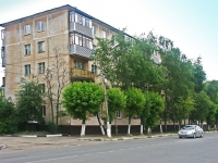 Serpukhov, Sovetskaya st, house 73. Apartment house