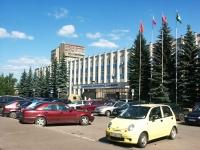 谢尔普霍夫市, Sovetskaya st, 房屋 88. 管理机关