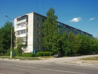 Serpukhov, Sovetskaya st, house 91. Apartment house