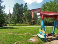 谢尔普霍夫市, Sovetskaya st, 房屋 100Б. 公寓楼