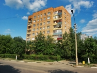 Serpukhov, Sovetskaya st, house 102. Apartment house