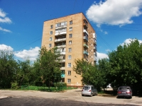 Serpukhov, Sovetskaya st, house 104. Apartment house