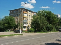 Serpukhov, Sovetskaya st, house 105. Apartment house