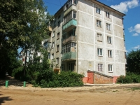 Serpukhov, Sovetskaya st, house 112. Apartment house