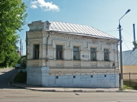 Serpukhov, Sverdlov st, house 41. Apartment house