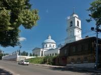 """Серпухов, церковь Святителя Николая (""""Николы Белого"""") , улица Калужская, дом 26"""