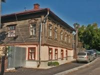 Serpukhov, Kaluzhskaya st, house 58. Apartment house