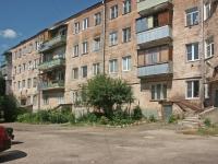 Serpukhov, Chekhov st, house 22. Apartment house