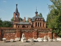 谢尔普霍夫市, 教堂 Покрова Пресвятой Богородицы, Chekhov st, 房屋 83