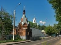 Серпухов, Ворошилова ул, дом 1