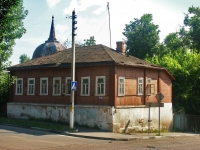 Serpukhov, Voroshilov st, house 10. Private house