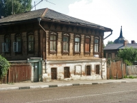 Serpukhov, Voroshilov st, house 14. Private house
