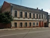 Серпухов, улица Ворошилова, дом 26. многоквартирный дом