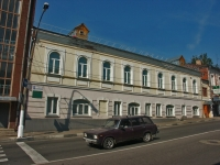 Serpukhov, Voroshilov st, house 31. Civil Registry Office