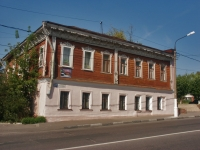 Serpukhov, Voroshilov st, house 37. Apartment house
