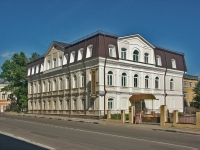 Serpukhov, hotel Дворянская, Voroshilov st, house 56