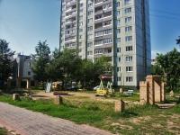 Serpukhov, Voroshilov st, house 109. Apartment house