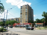 Serpukhov, Voroshilov st, house 117. Apartment house